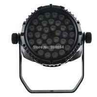 36*3W RGB DMX Waterprrof IP65 LED Par64 LED DJ Stage Light Double Yokes
