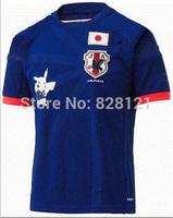 2014 World Cup Best Thai Quality Japan Home Print Pikachu Man Soccer Football Jerseys Player Or Fans Kits Male Sport Shirts