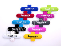 Universal Portable Touch U Silicone Stand Holder Phone Mounts For iPhone Smartphone Mini portable mobile phone support