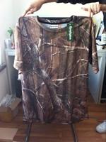 2014 Original new military Remington bionic camouflage Quick-drying short sleeve T-shirt Hunting fishing birding T-shirt,