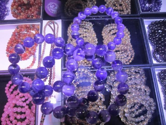 Crystal Bracelet Online Crystal Amethyst Bracelet