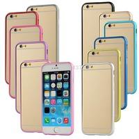 "2014 4.7"" Ultra Thin Aluminum Metal Bumper Case Frame Cover For iPhone 6 CN168 P"