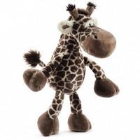 The new jungle series nici giraffe plush toy doll 25cm