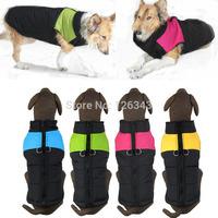 Sexy Fashion Pet Dog Clothes Winter Warm Vest Jacket Coat  For Large Big Free Shipping 1pcs/lot