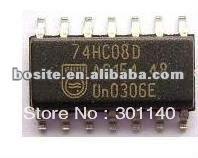 IC 74HC08D NEW%