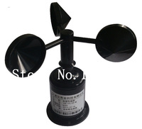 [SA]Wind speed sensor / transmitter / cups anemometer (The standard 5V power supply, pulse signal  )