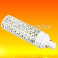LED PL down light G24 9W 3528SMD 84LED Corn Light Bulb Warm White /Cool White AC 110-240V