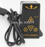 5pcs/Lot 2014 New Arrival Pro ELFIN POWER EP-2 Tattoo Power For Tattoo Machine Gun WS-PEP-2  DHL FREE SHIPPING