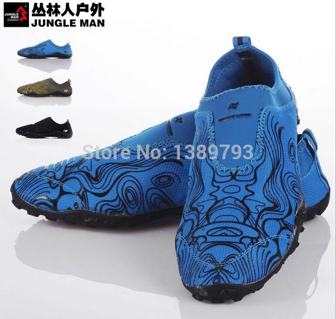 2014 quente homens tênis para caminhada alta qualidade& confortável estilo esporte sapatos ao ar livre antiderrapante sapatos para homens para a pesca e caça(China (Mainland))