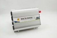 Free Shipping NEW Design MPPT Function DC To AC Single Phase Output Pure Sine Wave Output 600W Solar On Grid Tie Inverter