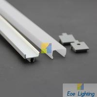 DHL/FEDEX/EMS Free shipping  -AP-1915B LED  Profile1Meter Recessed Aluminum LED Profile
