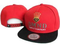 Sport Baseball swag hat Snapback cap for men and women flat brim Hip hop cap Diamond hat Bones skateboard Gorras cap Adjustable