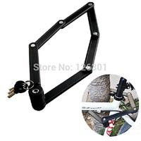 High Strength Bicycle Lock Anti-thief 6 Joints Foldable Bike Lock