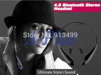 New Arrivals Universal Wireless Bluetooth 4.0 HBS-800 Handsfree Headset Earphone For iPhone Black SV002658