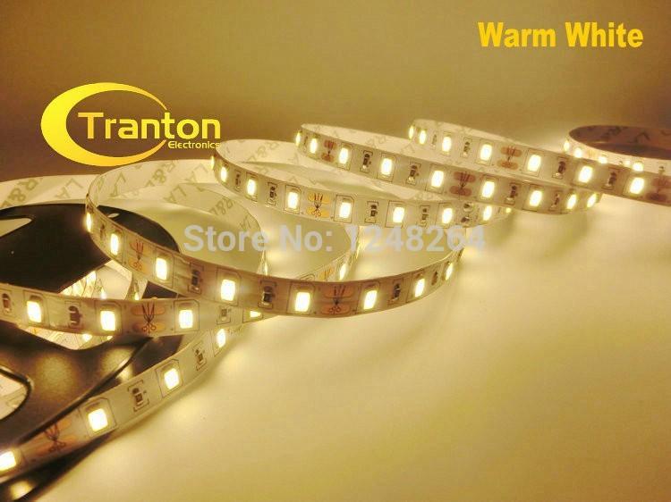 5m DC12C SMD 5630/5730 led strips flexible light 12V Waterproof led RGB flex strip 60LED/m Chip 5730 Bright than 5050(China (Mainland))