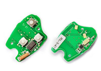 BRAND NEW High Quality Remote Key PCB Board For Renault 3 Button PCF7947 Chip 433Mhz