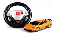 1:16 RC Car 4CH high speed vehicles G-sensor Steering wheel Loft racing Simulation remote control cars Model Electric kid toys