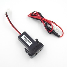 Special 2 1A 1 2A 2xUSB Interface Socket Use For TOYOTA Hilux VIGO Charge for MP3