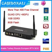 Remote Control Free Arabic IPTV Box 700 Plus IPTV Arabic Channel TV Box Android 4.2.2 WiFi HDMI Smart Android Mini PC TV Box