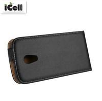 1PCS free shipping, Genuine Leather Case For Motorola Moto G2 , Flip wallet Real Leather Cover For Motorola XT1063 XT1068 XT1069
