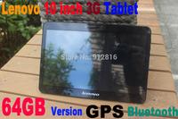 "10 ""Lenovo Tablets A101 HD screen Built-in 3G GPS Bluetooth Quad Core1.3 GHz Support Dual SIM Call Phone Dual Camera Wifi FM"