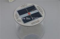 New arrival waterproof Solar led lights solar lantern Portable Camping lamp outside garden solar led light,free shipping