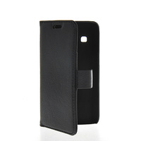 High Quality Card Slot Stand Movie Litchi Wallet Side Flip Leather Pouch Case Protector For Samsung Galaxy Express 2 II G3815