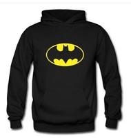 Male and female winter sweatshirts hoodie personalized minimalist trend Batman hooded