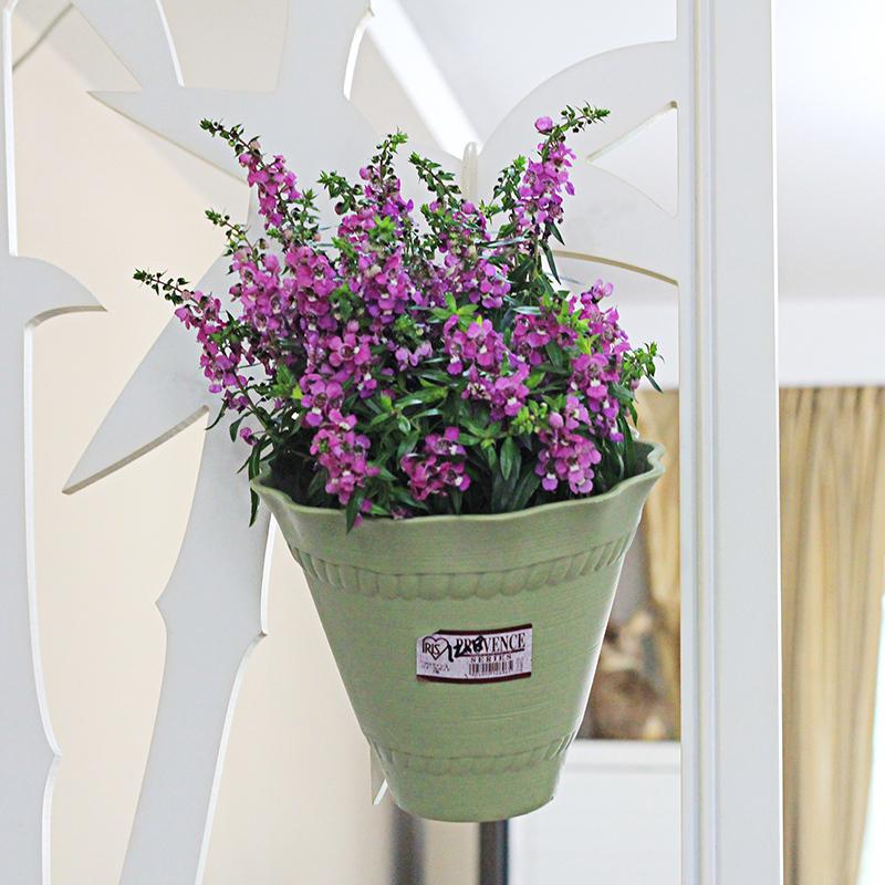 Flower Pot Decoration Designs Design Plastic Flower Pot