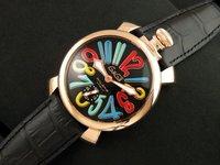 Free EMS shipping Lady gaga watch handwind PVD watch fashion watch