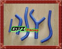 GPI silicone radiator hose FOR HONDA CR250 CR 250 CR250R CR 250R 1983 83
