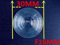 Fresnel Lens Diameter 30mm ,Focal length 16mm,Fresnel Lens DIY TV Projection Solar Cooker, thickness 1.5MM,High light condenser