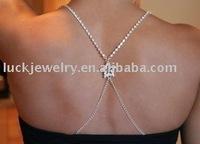 Hotsale rhinestone star bra strap party shoulder strap 1pr/lot free shipping