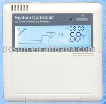 solar water heater controller