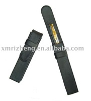 Leather pen pouch