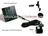 [Free Shipping] Solar Panel Water Pump Garden Fountain Pond