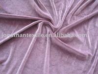 solid dyed velvet fabrics