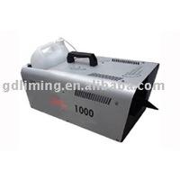 Free shipping 1000W snow machine