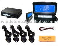 30% Discount  Car LCD Parking Sensor System