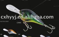 fishing hard bait
