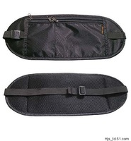 (Free Shipping)SLRS-011  Travel Belt Money Pouch