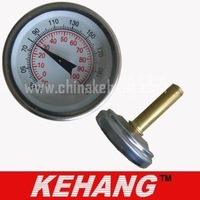 SS304 dial pipe thermometer