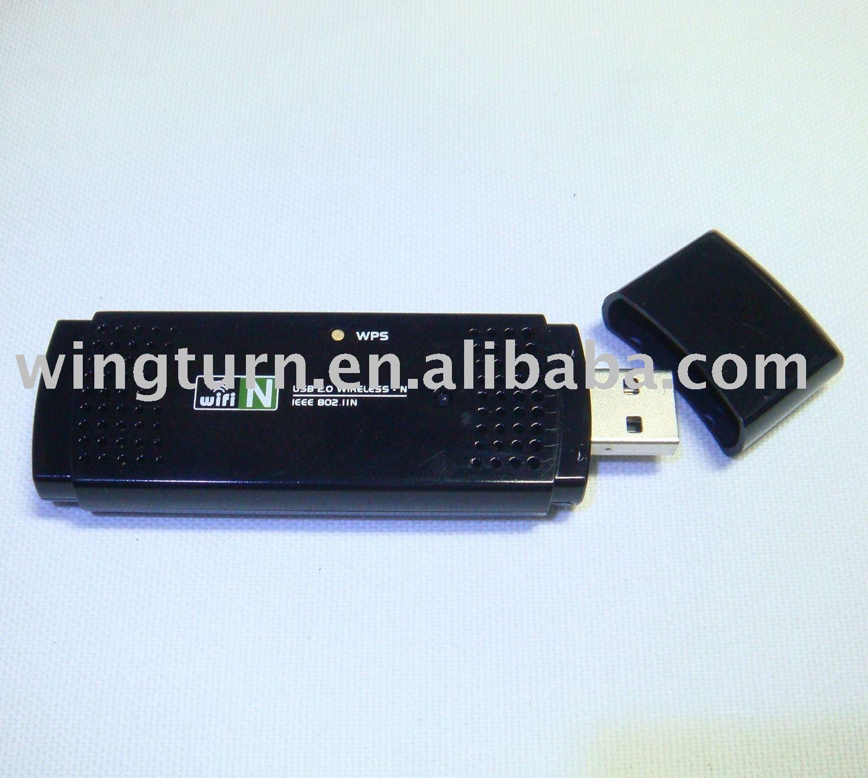 Gratis verzending, high- speed 300mb wifi draadloze adapter