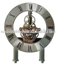 skeleton clock movement promotion