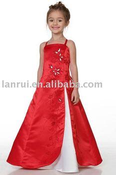 popular Flower Girl Dress