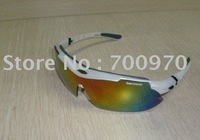 Outdoor sports sunglasses from Taiwan Ruby Sprots,ks 633 white