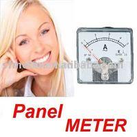 Analog AMP/Ampere Current Panel Meter 5A 50*50mm