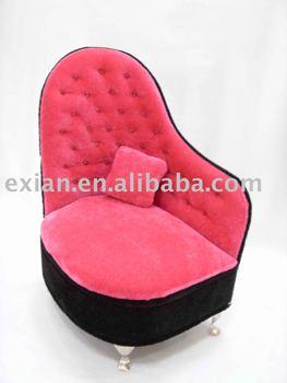 Single Sofa Fashion Jewelry Box , Jewelry case , Trinket box