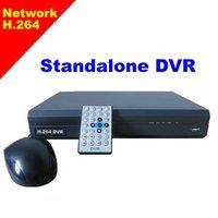 4CH H.264 DVR, 4 Camera Stand Alone DVR, DVR