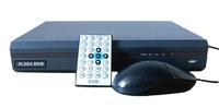 8CH DVR, H.264 Standalone DVR, Network DVR